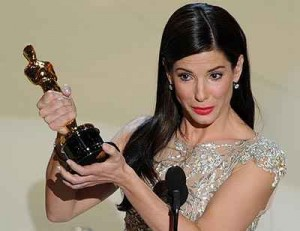 sandra bullock1 300x231 Sandra Bullock   The Troubles Of An Oscars Heroine